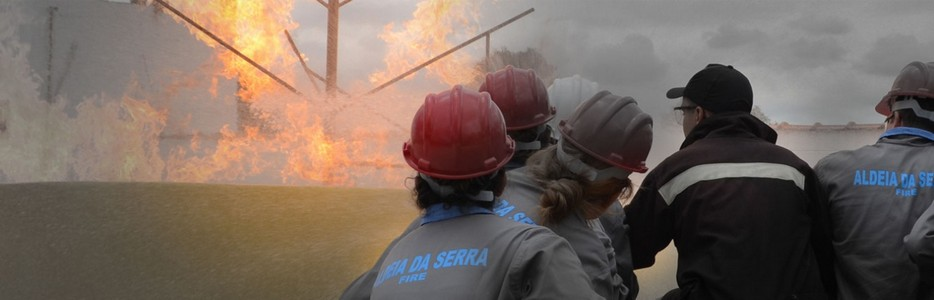 Aldeia da Serra Fire - Curso de Primeiros Socorros