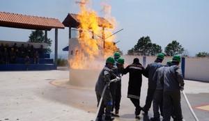 Empresa de Treinamento de Brigadas de Incêndio Jandira - Treinamento de Brigadistas