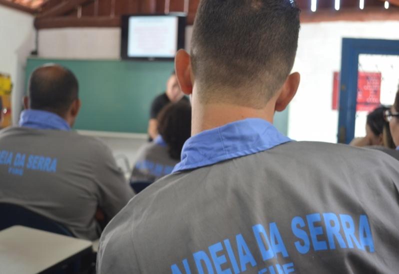 Evacuação de Incêndio no Jaraguá - Simulado de Evacuação de área