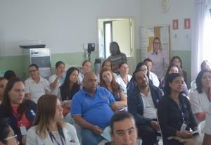 Implementação SIPAT em São Domingos - Treinamento SIPAT