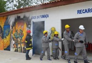 Onde Encontrar Treinamento de Evacuação de área Aldeia da Serra - - Treinamento de Plano de Evacuação