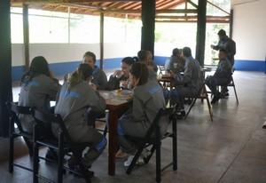 Palestra de DEA na Boa Vista - Curso de Primeiros Socorros para Escolas