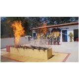 curso de bombeiro civil no Tamboré