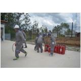 curso de bombeiro salva vidas no Parque dos carmargos