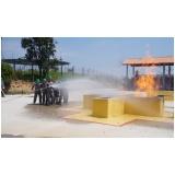 curso de bombeiros em Perdizes