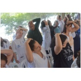 curso de NRS na aldeia de Barueri