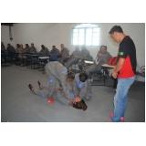 curso de primeiros socorros em SP na Barra Funda
