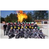 curso primeiros socorros de bombeiros preço no Pacaembu