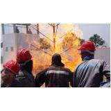 cursos de bombeiros civil em Perus
