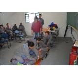 curso de primeiros socorros em São Paulo