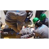 cursos de primeiros socorros em SP Jandira