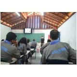Empresa de treinamento de brigada de prevenção a incêndio em São Domingos