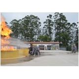 Empresa de treinamento de brigadistas para combate a incêndio no Jardim Belval