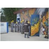 evacuação de incêndio preço na Lapa