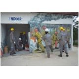 onde encontrar evacuação de incêndio no Alto da Lapa