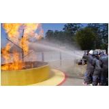 onde encontrar simulado de evacuação de emergência no Butantã