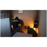 onde encontrar simulado de evacuação de prédio Aldeia da serra -