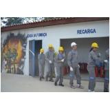 onde encontrar simulados de evacuação em São Paulo Aldeia da serra -