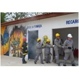 onde encontrar treinamento de evacuação de área no Jardim dos Camargos