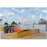 onde encontrar treinamento de evacuação na Vila Leopoldina
