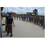 onde encontrar treinamento de plano de evacuação no Jaraguá