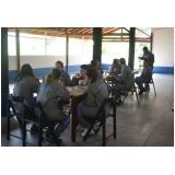 palestra de DEA Jardim Tupanci