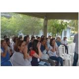 palestra de SIPAT no Morro Grande