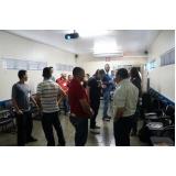 palestras SIPAT de bombeiros no Pacaembu