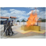 Quando custa serviço de treinamento de brigada de incêndio na Água Branca