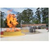 Quando custa treinamento de brigada contra incêndio em Raposo Tavares