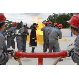 Quando custa treinamento de brigada de incêndio no Jaraguá