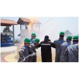 Quando custa treinamento de brigadas de incêndio no Alto da Lapa