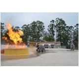 Quando custa treinamento de brigadistas para combate a incêndio na Barra Funda