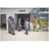 quanto custa evacuação de incêndio Cotia