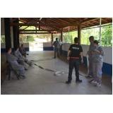 quanto custa treinamento de bombeiro no Tamboré