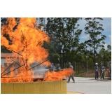 quanto custa treinamento de evacuação no Parque dos carmargos