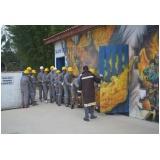 quanto custa treinamento de plano de evacuação no Alto de Pinheiros
