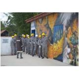 treinamento de bombeiro preço na Barra Funda