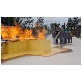 Treinamento de brigada de incêndio preço em Sumaré
