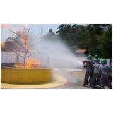 Treinamento de brigadas de incêndio preço na Lapa