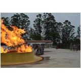 Treinamento de brigadistas Aldeia da serra -