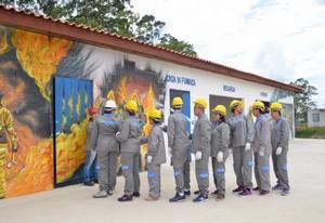 Treinamento de Evacuação na Barra Funda - Simulados de Evacuação em São Paulo