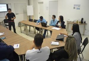 Treinamento NRS no Centro - Consultoria de NRS