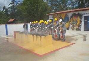 Treinamentos de Bombeiros Civil em Pinheiros - Treinamento de Corpo de Bombeiro