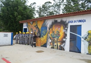 Treinamentos de Evacuação de Incêndio no Pacaembu - Plano de Evacuação de uma Empresa