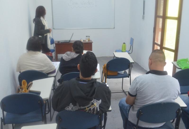 Treinamentos NRS no Jaraguá - Treinamento de NRS